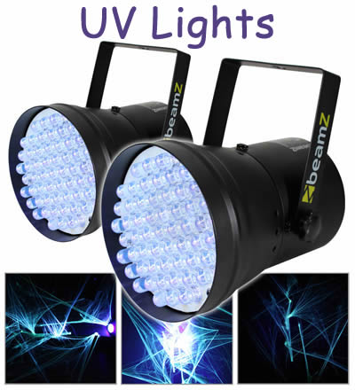 UV lights to hire
